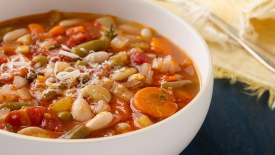 Photo of Minestrone Soup from Libby's by Iron Chef Donatella Arpaia