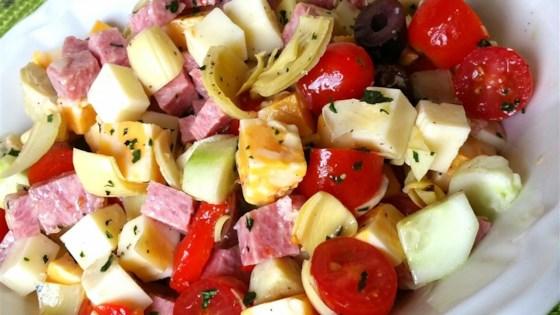 Photo of Antipasto Salad II by Katie Greco