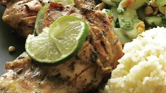 Photo of Lime-Tarragon Grilled Chicken by Cynthia Betancourt