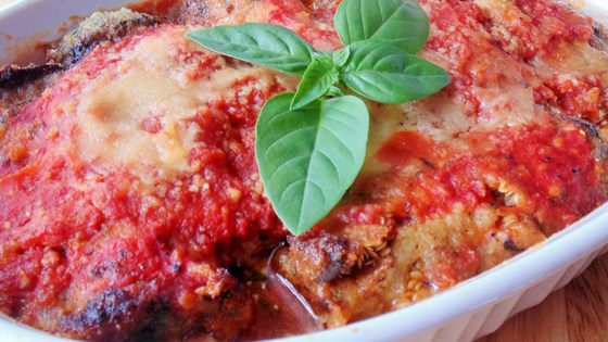 Photo of Breaded Eggplant Rollatini  by Steph