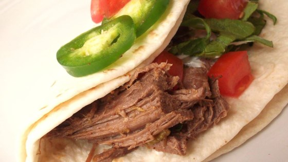 Photo of Ronaldo's Beef Carnitas by MISS ANNIE