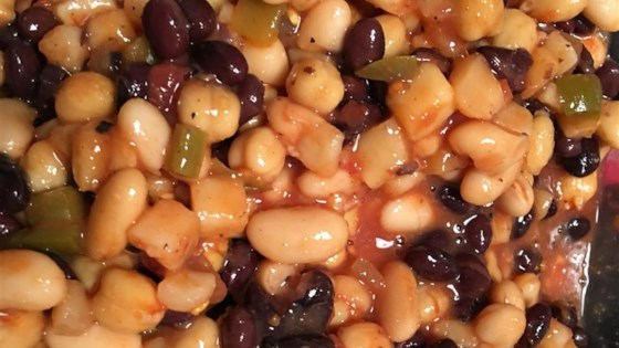 Photo of Easy Bean Salad by Kathi S.