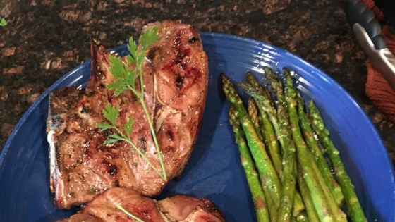 Photo of Herbed Lamb Chops by Debra