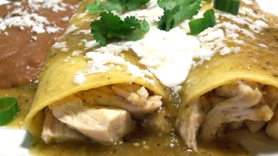Photo of Enchiladas Verdes by gema