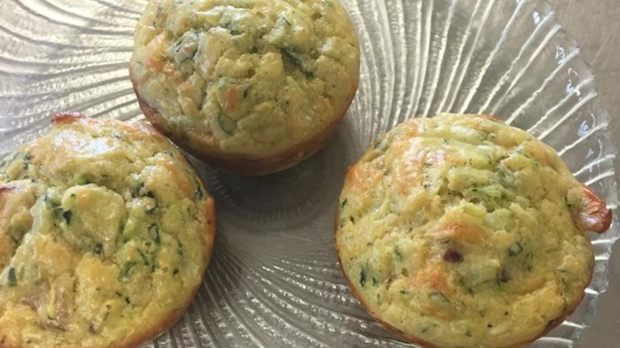Photo of Savory Zucchini Chard Muffins by Kennedy Miller Schultz