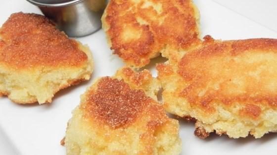 Southern-Style Hot Water Cornbread