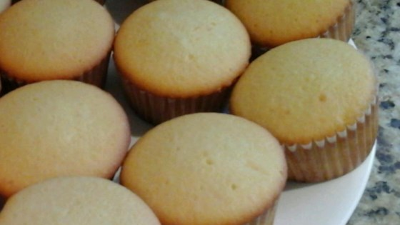 Photo of Alcohol-Free Pina Colada Cupcakes by kleegerman