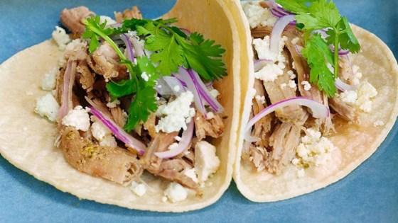 Photo of Mojo Pork Tacos by McCormick Spice