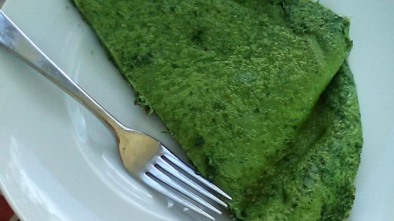 Photo of Spinach Pancake by Joan Wagner Teller