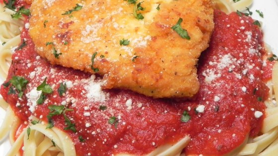 Photo of Rick's Best Chicken Parmesan by Ricky Toms