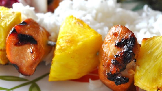 Photo of Hawaiian Chicken Kabobs by dailyn2003