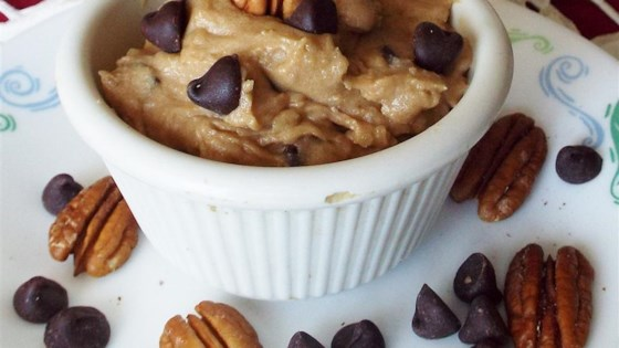 Photo of Edible Pecan Chocolate Chip Cookie Dough by Yoly