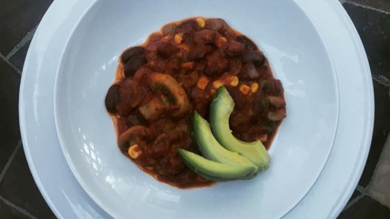 Photo of Vegan Taco Chili by Summer Adams