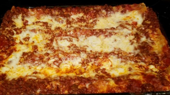 Photo of Deep Dish Lasagna by BSD
