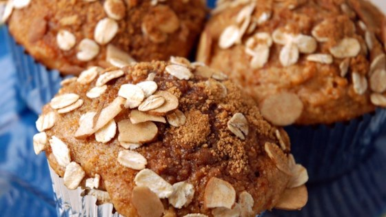 Photo of Whole Wheat Sweet Potato Muffins by zanyzaynab