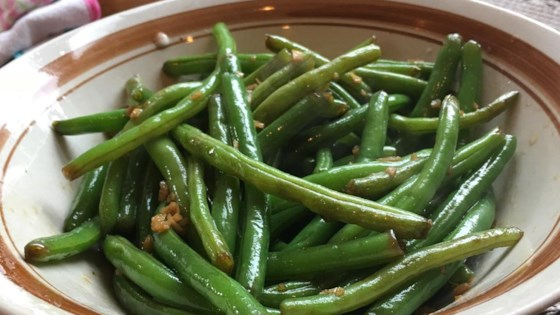 dads pan fried green beans review by cookinme