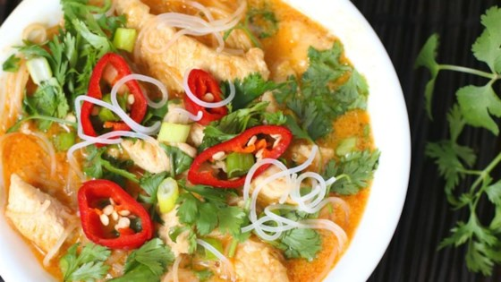 Photo of Four-Ingredient Red Curry Chicken by Culinary Envy