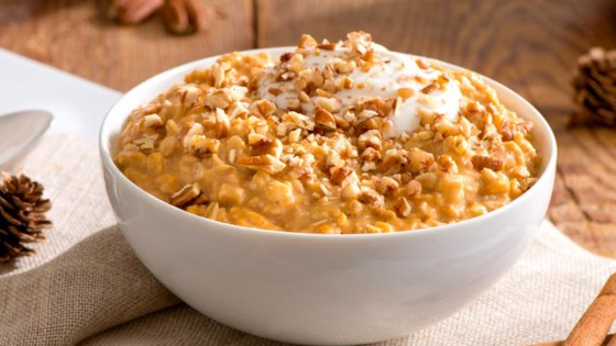 Photo of Quaker® Pumpkin Pie Oatmeal  by Quaker