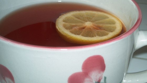 Photo of Hot Spiced Cranberry Cider by Michele O'Sullivan