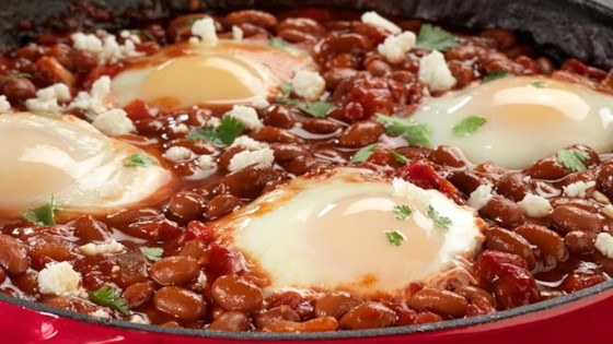 Photo of BUSH'S® Sriracha Breakfast Eggs by BUSH'S®