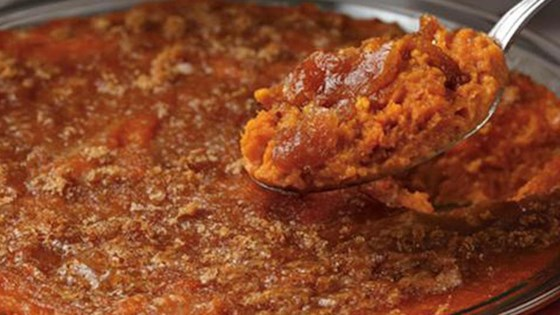 Photo of Sweet Potato Apple Butter Casserole by Musselman's® Apple Butter