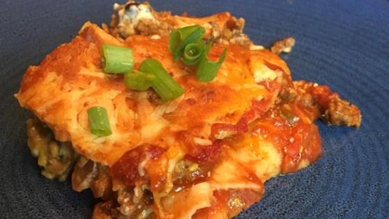 Photo of Taco Lasagna by Crystal