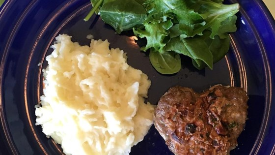 Photo of Decadent Mini Meatloaf by Idahoan