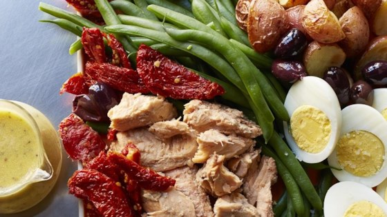 Photo of Nicoise Salad by SandyG