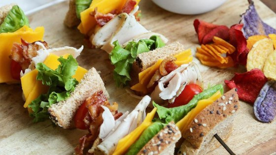 Photo of Turkey Club Skewer by Dietz & Watson