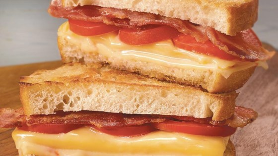 Photo of Bacon, Tomato & Triple Cheese Grilled Cheese by Dietz & Watson