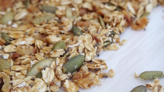Photo of Homemade Granola Bars by dana.killingthyme