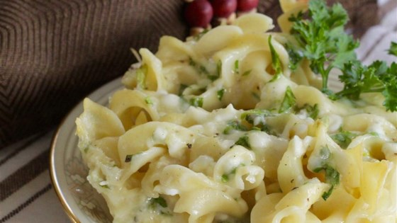 Photo of Mock Sou Boreg (Armenian Macaroni and Cheese) by Jen Yagoobian Pfister