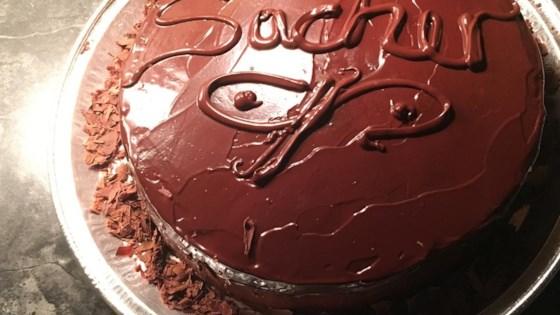 Photo of Easy Sacher Torte by ALMA-LOU