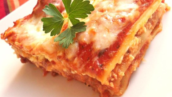 Photo of Linda's Lasagna by RBLAIR