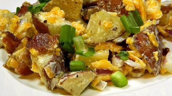 Photo of Loaded Baked Potato Salad by Kathy