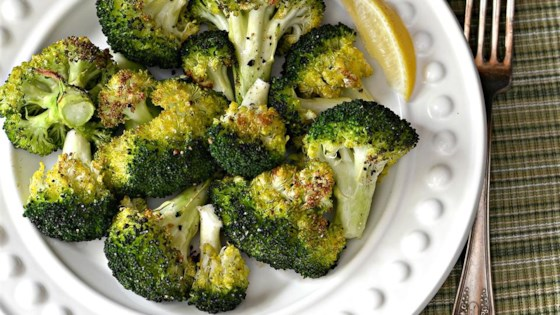 Photo of Jacob's Roasted Broccoli by Jacob Welshans