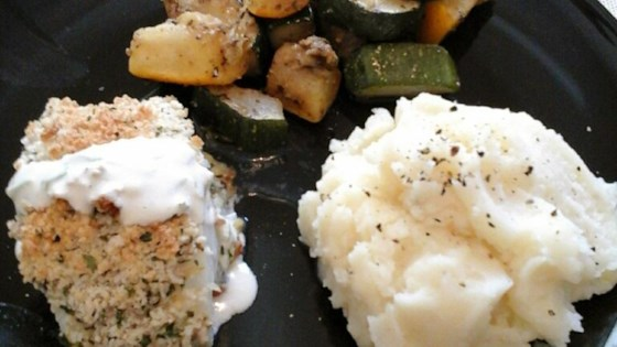 Photo of Light and Cheesy Panko Crusted Cod by Idahoan