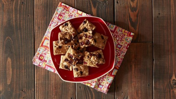 Photo of Blonde Brownies with White Chocolate and Cranberries by Reynolds Kitchens®