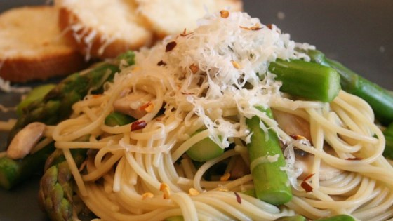 Photo of Pasta with Asparagus by S. Butters