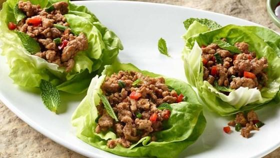 Photo of Seattle-Style Turkey Lettuce Wraps by JennieO