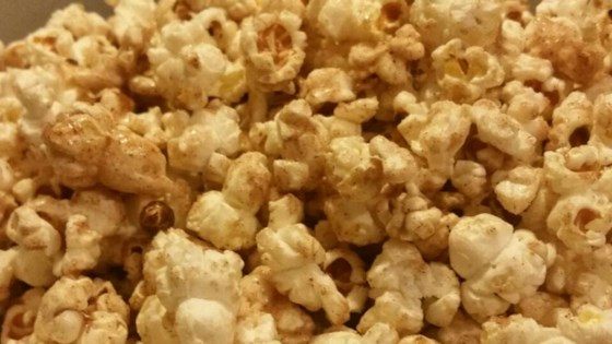 Photo of Cinnamon-Sugar Popcorn by MACCO