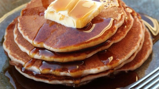 Photo of Quinoa Buckwheat Pancakes by Peter Gagné