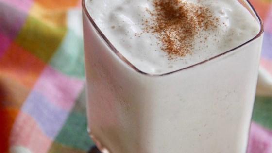 Crazy Cinnamon Milkshake