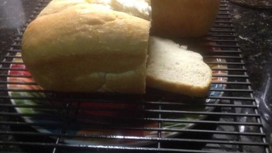 Low-Salt White Bread