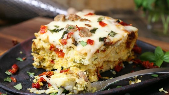 Photo of Overnight Slow Cooker Breakfast Casserole by Jones Dairy Farm
