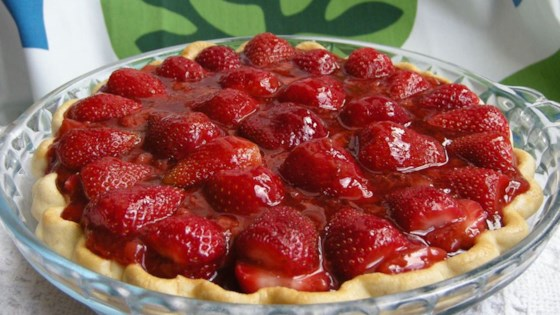 Strawberry Pie Pictures