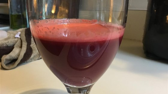 Photo of Super Veggie Juice With A Kick by Autumn Leaves