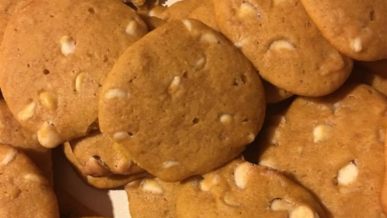 Photo of White Chocolate Pumpkin Cookies by Jill Eshenbaugh