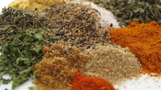 Chicken Seasoning Blend Recipe