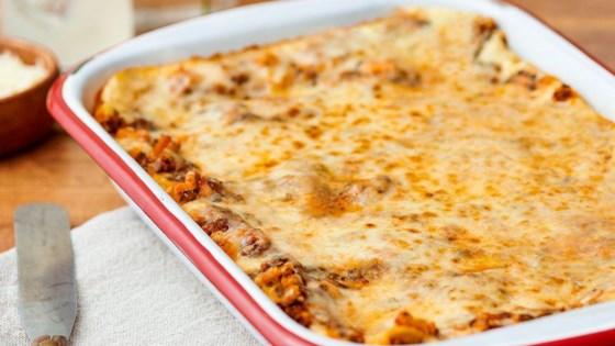 Photo of Hearty Veggie Lasagna by Borden® Cheese